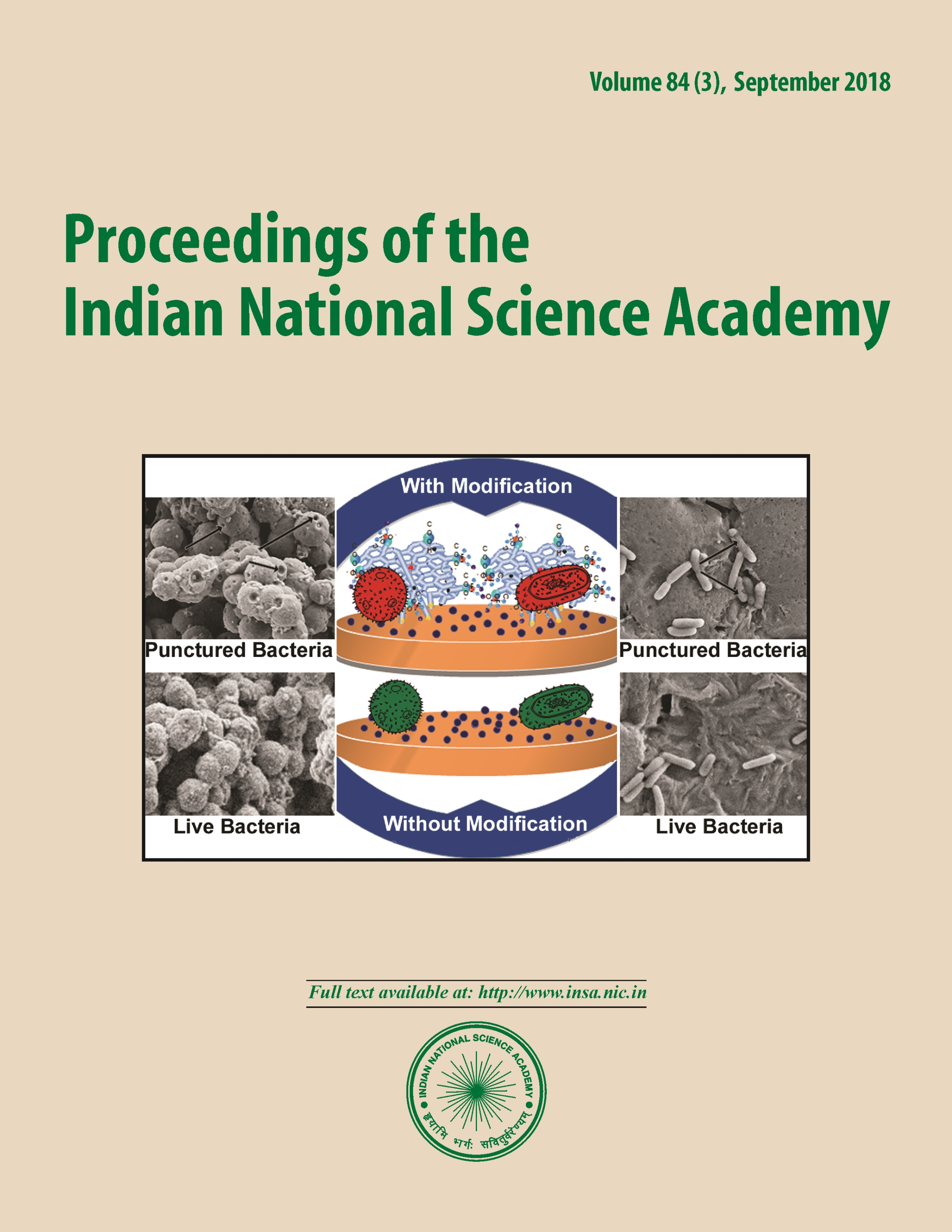 Archives | Proceedings of the Indian National Science Academy
